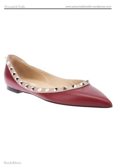 e2acf9acf 25 clássicos que toda mulher tem que ter! | Costura | Pinterest | Sapatos  salto, Sapatilhas e Valentino