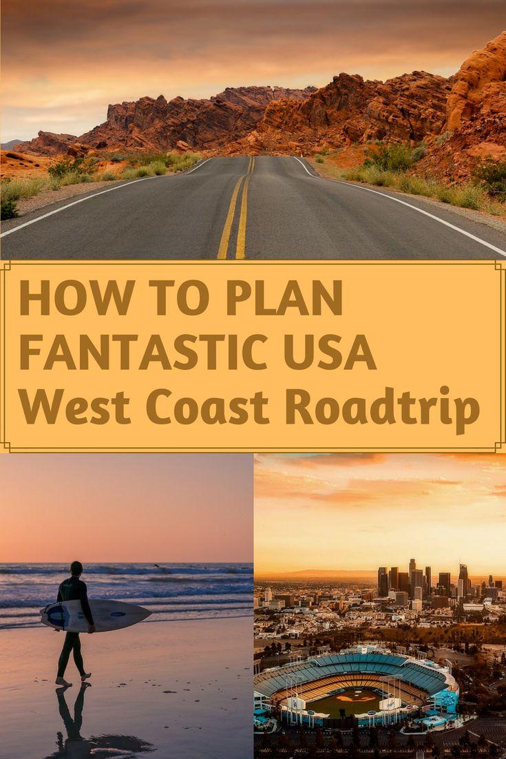 USA West Coast Road Trip – best moments • Tigrest Travel Blog