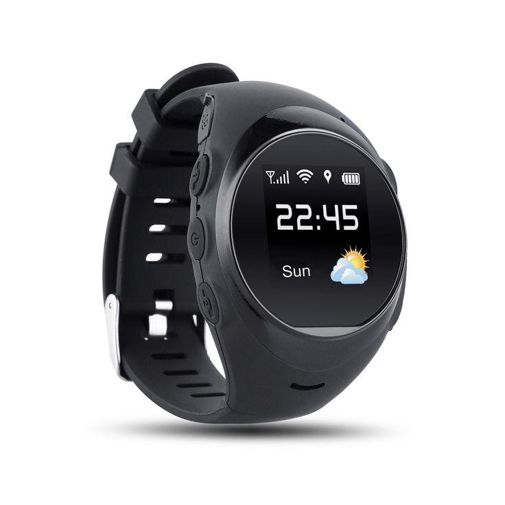 Zgpax smartwatch gps uhr armbanduhren mit sos anti versagen alarm finden fern kinder smart watch tragbares gerät für alte mann //Price: $US $168.99 & FREE Shipping //     #clknetwork
