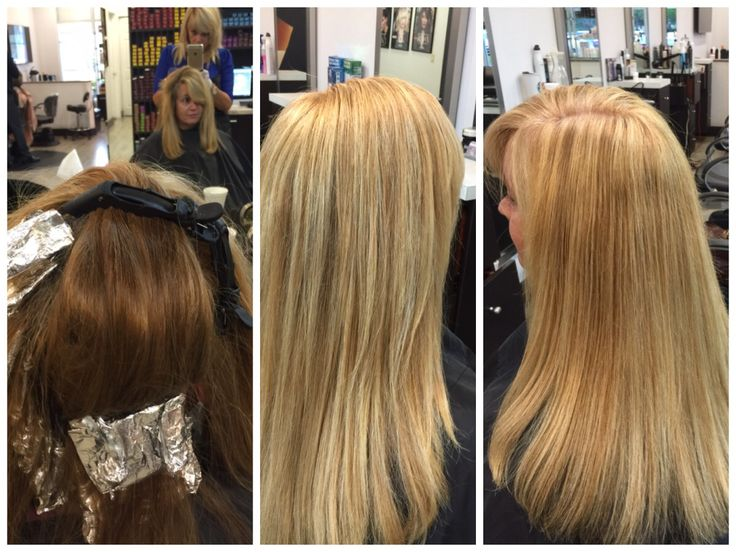 Welcome Mary hair color and haircut correction by Debbie