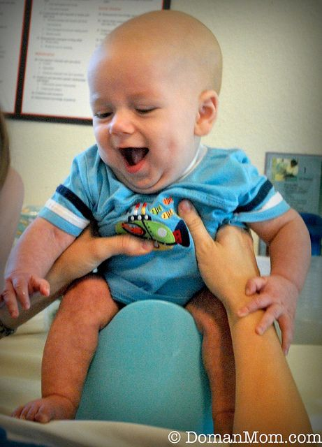 5 Things You Can Do with Your BABY to Make it Easier to Potty Train Them Later