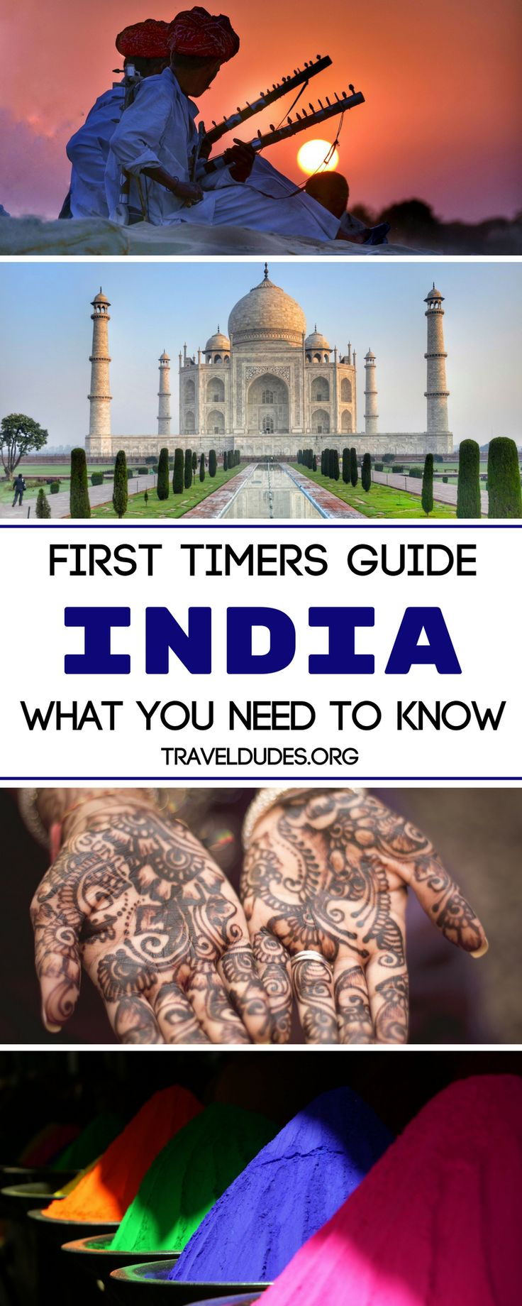 Don't travel to India without looking over these top 10 tips. Learn how to enjoy street food delicacies, keep in mind you're in a different culture, and women, don't forget to dress appropriately when it comes to your fashion choices. Travel in India.   Travel Dudes Travel Community #India