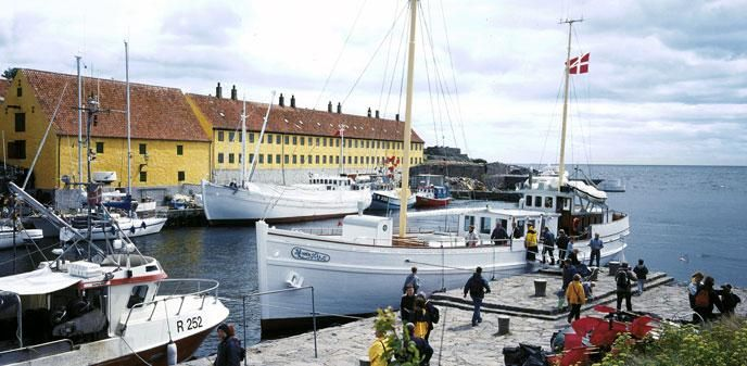 Christiansø | Destination Bornholm