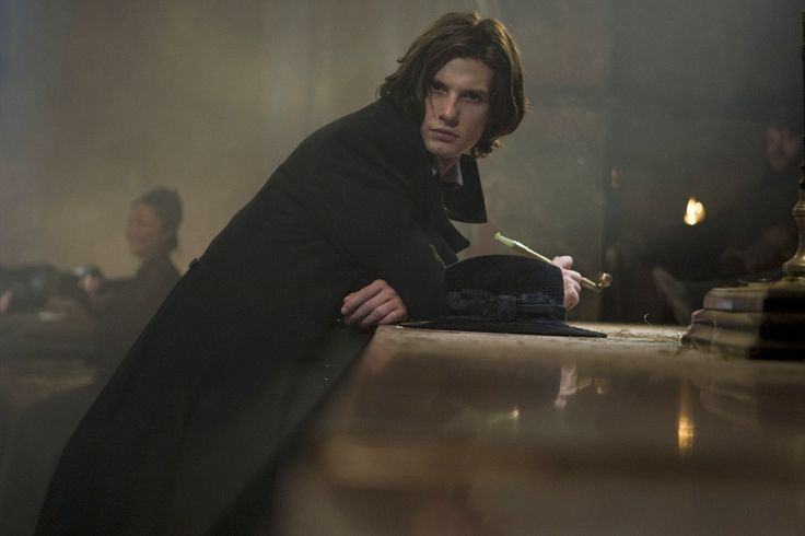Dorian Gray (2009) Starring: Ben Barnes as Dorian Gray. (click thru for larger image)
