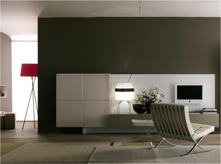 Sistema t030 de lema muebles de dise o sal n muebles - Disenos de muebles de salon ...