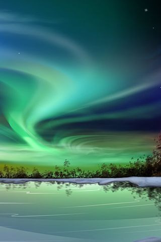 I want to see the Northern Lights in real life! It is on my bucket list. :-)