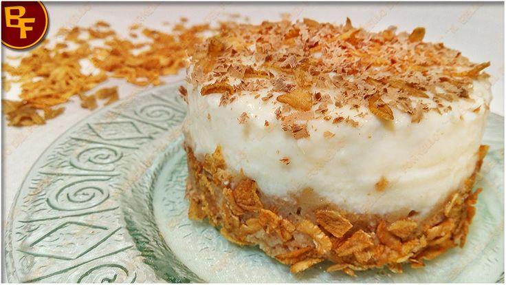 Mini cheesecake con ricotta e fiocchi di farro 01
