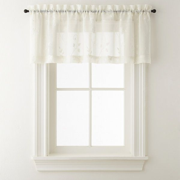 Best 20+ Kitchen Valances Ideas On Pinterest