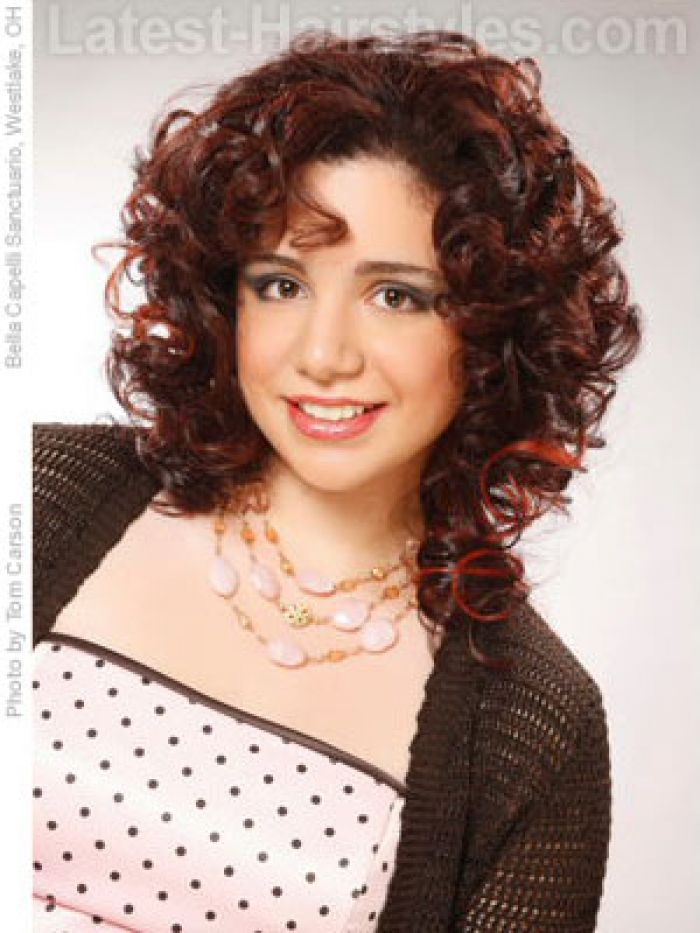 Natural Curly Hairstyles Naturally Curly Hairstyles