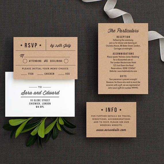 This fun ticket design is the perfect way to invite your guests to your spectacular day! The wording can all be customised, so just by changing the text – eg. one night only, world premiere, boarding pass, etc – this simple design would suit so many themes: > music / concert ticket >