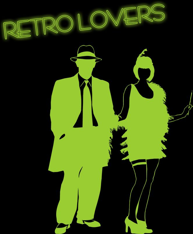 Retro Lovers (Cyber Green) 2014 Collection  -  © stampfactor.com