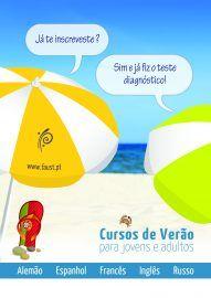 Curso Intensivo de verão  Espanhol