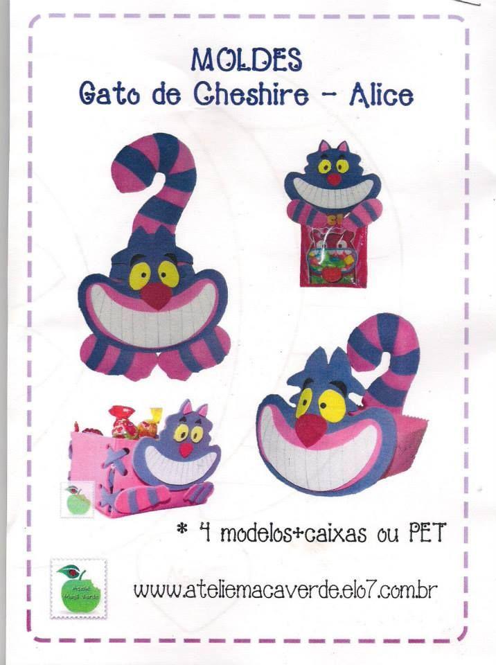 GATO DA ALICE