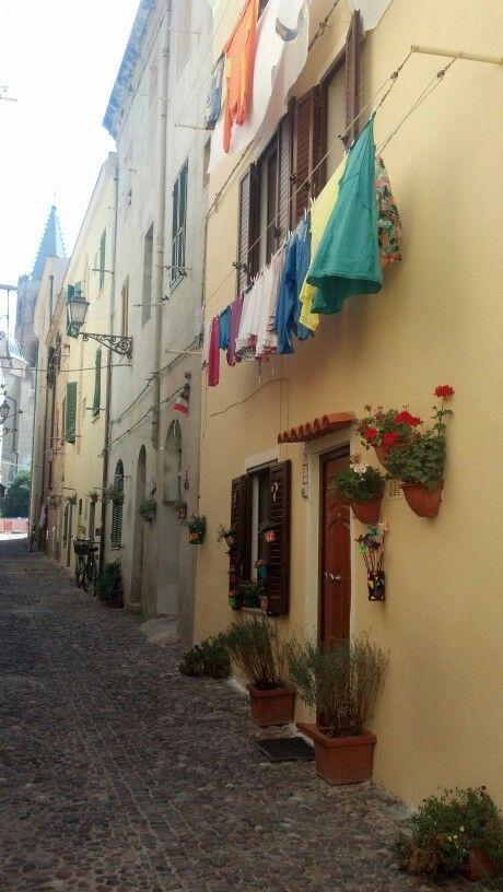 Alghero,Sardinia