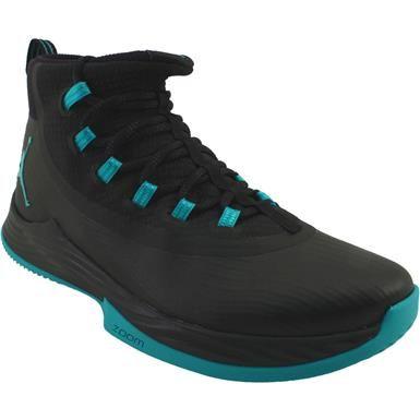 Air Jordan Jordan Ultra B Fly 2 Basketball Shoes - Mens University Red  White Black