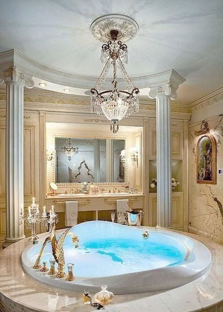 34 Elegant Modern Bathroom Design for Luxury Style in 2020 ...