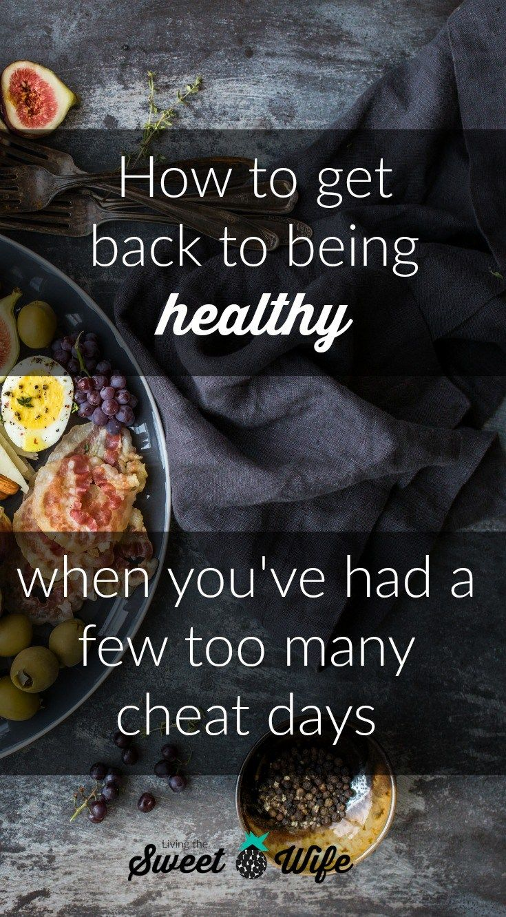 """It can be overwhelming when you know you want to """"get back on track,"""" but you feel like you have a long way to go. Today, I'm here to share 6 little ways you can get back to being healthy. They don't involve anything crazy. Just small lifestyle changes that will leave you feeling better and back on track to a healthier life."""