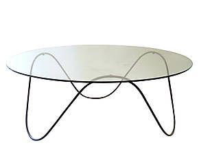 De prachtige, glazen salontafel | Westwing