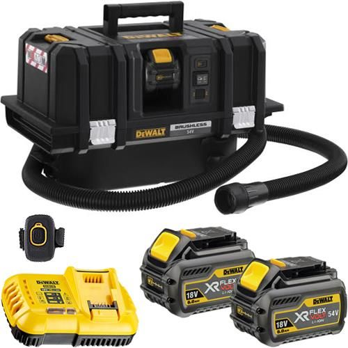 Dewalt dust extractor bags battery vacuum cleaners for sale
