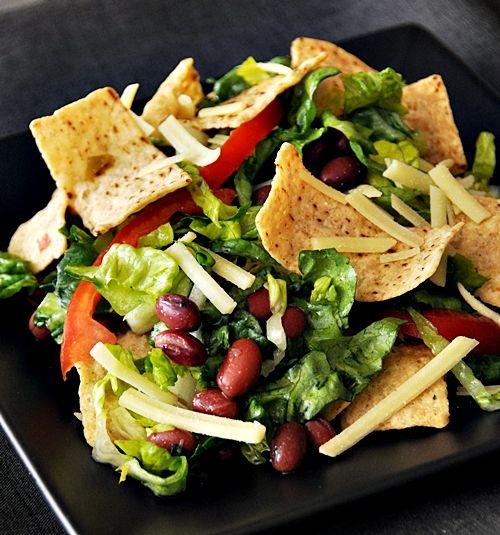 Corn Chips Salad