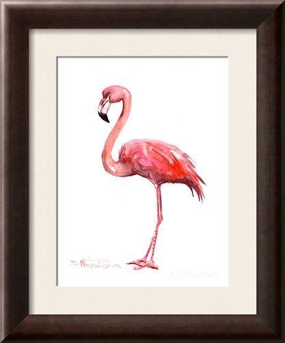 Pink Flamingo Posters by Suren Nersisyan at AllPosters.com