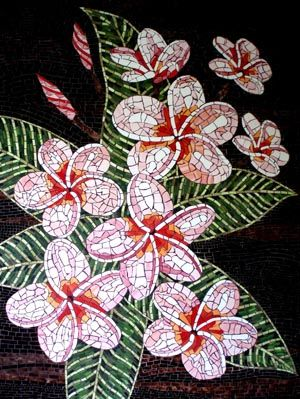 Google Image Result for http://www.theophilia-mosaic-art.com/mosaic/14_mosaic_pink%2520plumeria%2520rubra.JPG