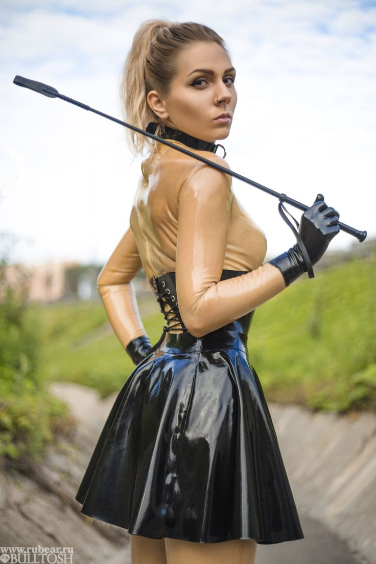 Katerina Piglet | RuBear | transparent latex