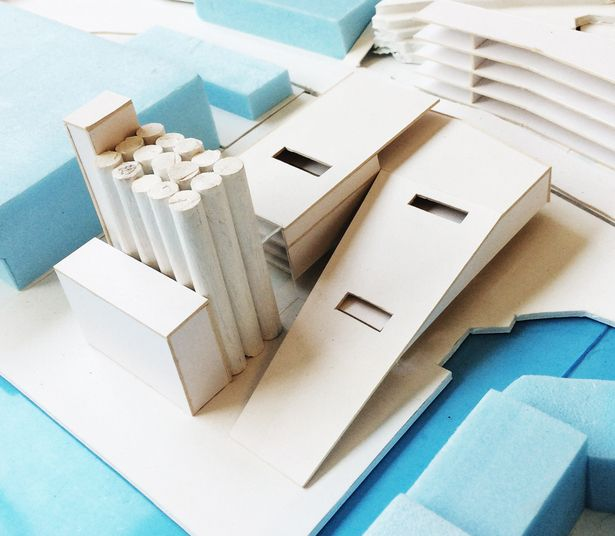 TANGEN MUSEUM COMPETITION | Space4Architecture | Archinect