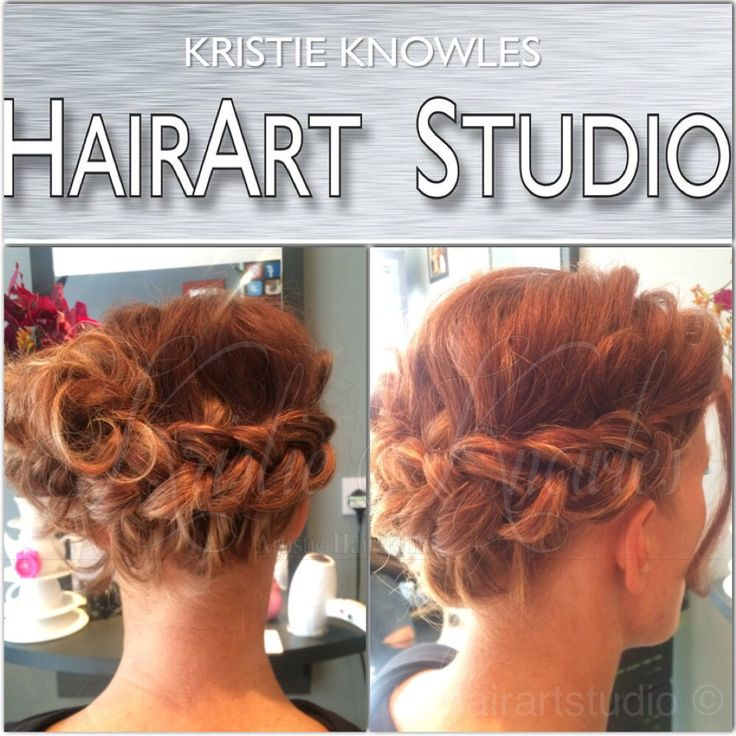 A beautiful put up with chunky back braid  Perfect for that Christmas party  Like✔️ Share✔️ Tag✔️ Comment✔️ Call or text 07773640116 to book or inbox ❤️ Facebook like Kristie Knowles HairArt Studio https://m.facebook.com/KristieKnowleshair www.hairartstudio.co.uk #Hair #Hull #KristieKnowles #Professional  #NewHair #BeforeandAfter #Artistic #HairArt #LongHair #HairColour #ShinyHair #HairExtensions #GoodHair #NewYou #NoFilter #Like #GlossyHair.