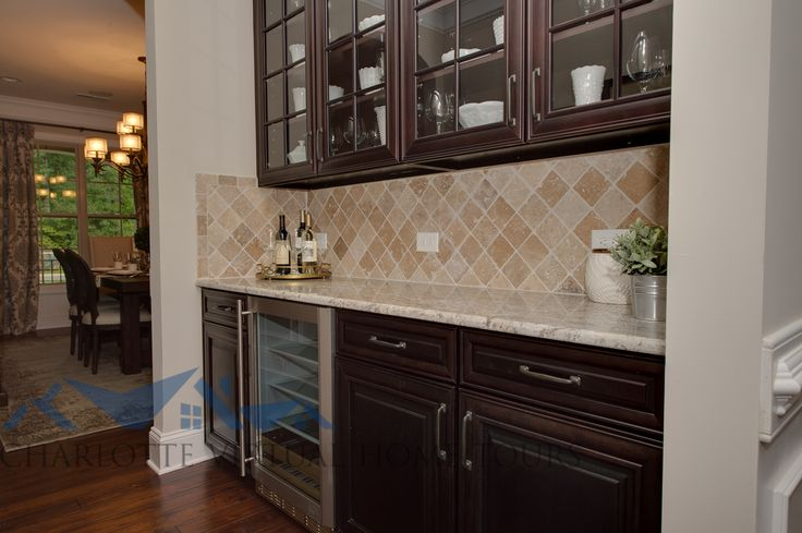 Essex Homes Katherine Model Butler S Pantry Timberlake