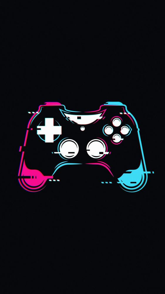 Controller Setup In 2021 Game Wallpaper Iphone Retro Games Wallpaper Wallpaper Iphone Neon