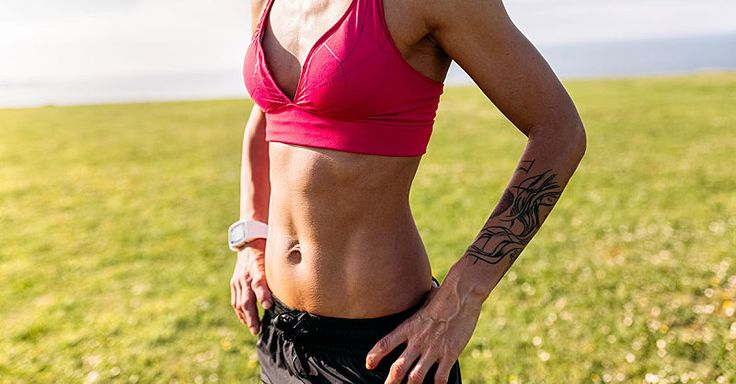 Sculpt and tone your core with this quick and effective workout you can do anywhere.