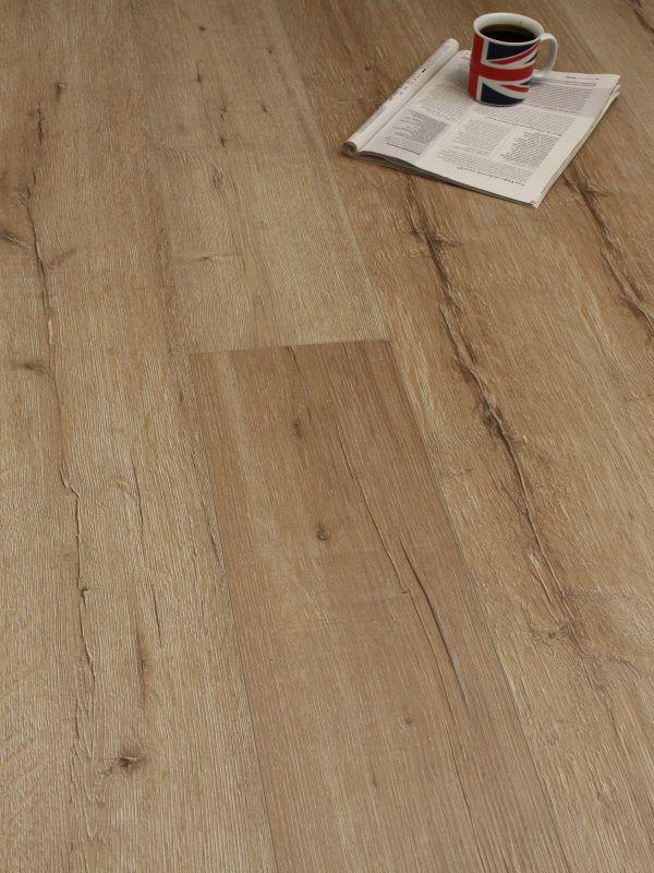 Ordered 4.1.17 12mm Natural Rip Oak Floor