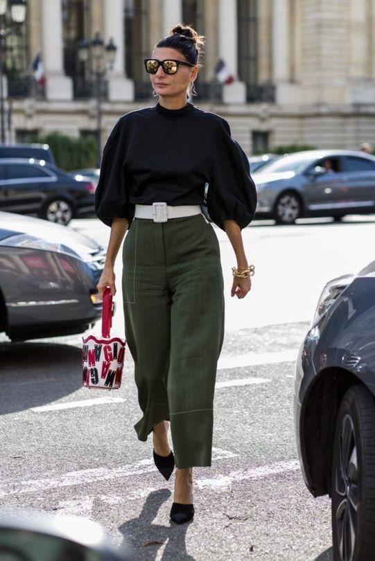 Street style from Paris Fashion Week spring/summer '17