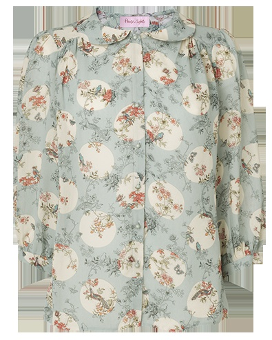 Phase Eight Lunar Floral Blouse - £59
