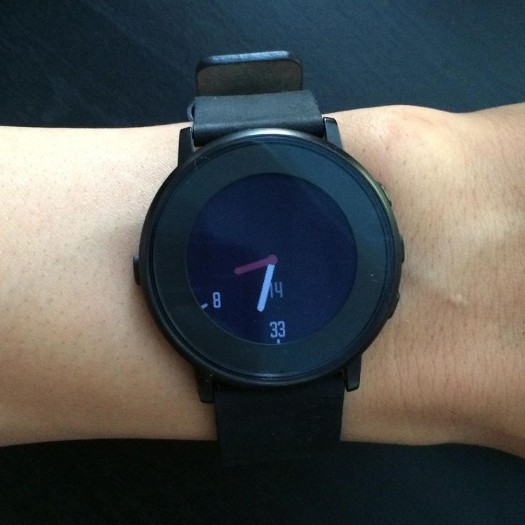 how to make a pebble watchface