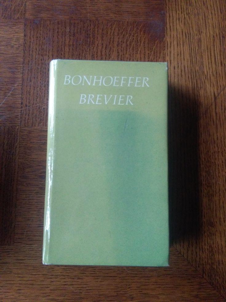 Bonhoeffer Brevier - Otto Dudzus
