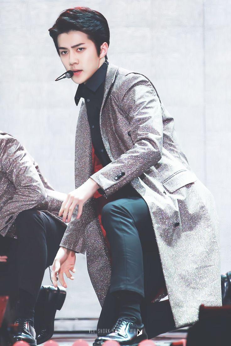 #EXO #SEHUN Gaon Chart K-Pop Awards