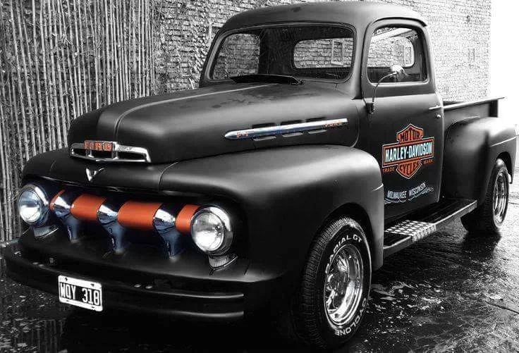 Restoring and enjoying Ford F-Series Trucks