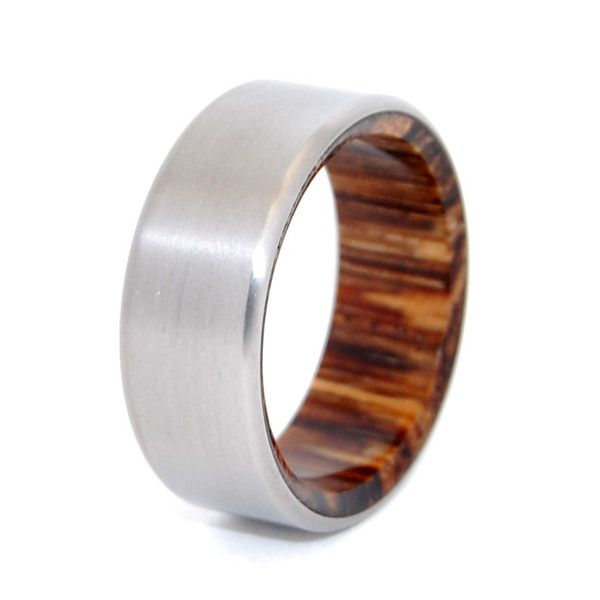 Tales Of Eden Wooden Wedding Ring Unique Rings Pinterest And
