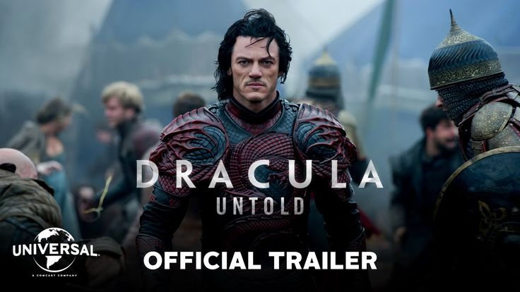 Dracula Untold - Official Trailer (HD)  UNIVERSAL PICTURES