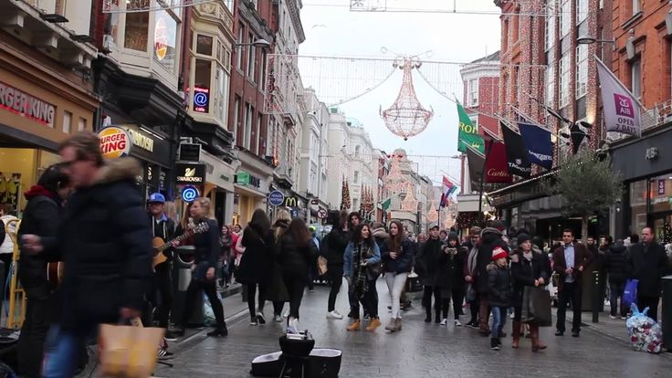 Vlogmas in Dublin plus getting a new tattoo.