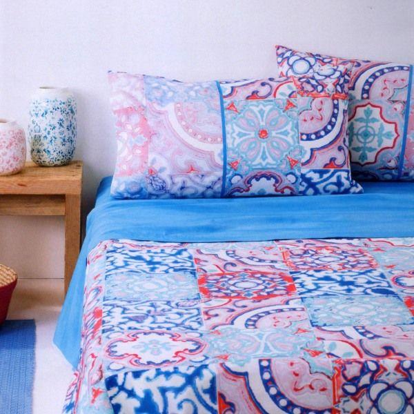 Completo lenzuola / copriletto Tavalera Bassetti. Clicca e scopri. #completolenzuola #bassetti #tavalera #copriletto #sheetset #bedspread #unquilted