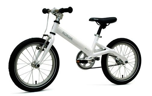 Likeabike . aluminium bikes 16 inch