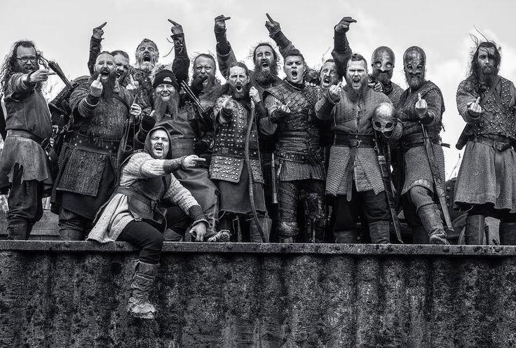 Vikings history channel season 6 IG @vikingsltv