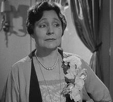 Margaret Dumont as Mrs. Claypool in A Night at the Opera (1935)  Born 	Daisy Juliette Baker  October 20, 1882  Brooklyn, New York  Died 	March 6, 1965 (aged 82)  Hollywood, California  Occupation 	Actress