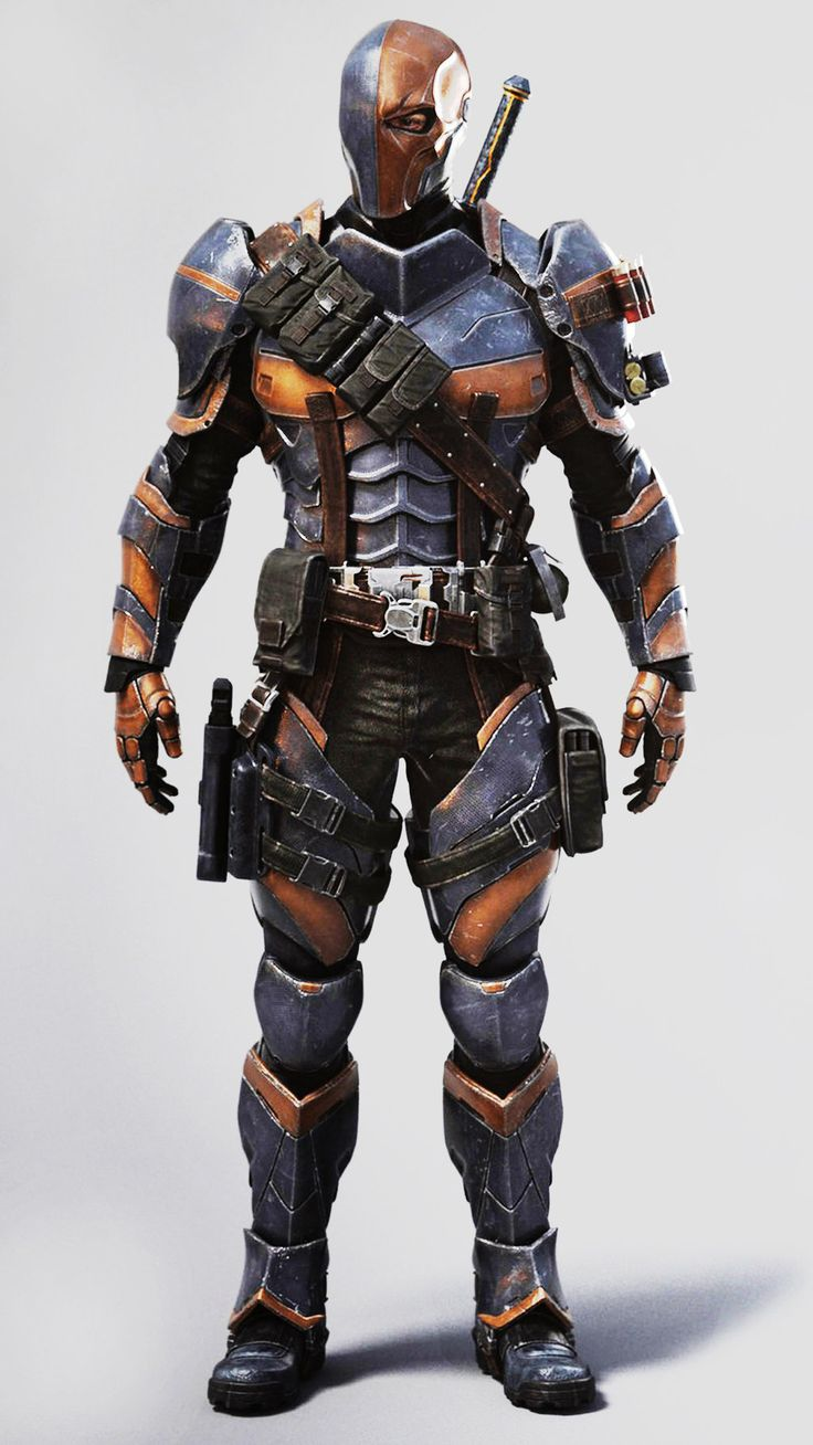 Image result for deathstroke arkham origins