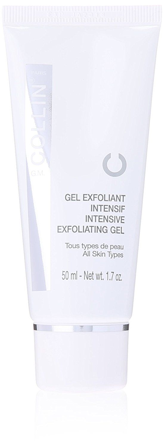 G.M. Collin Facial Cleansing Intensive Exfoliating Gel, 1.7 Fluid Ounce *** Hurry! Check out this great product : Face Exfoliators, Polishes and Scrubs