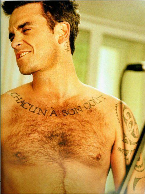 Robbie Williams You Ol' Heartbreaker!!!