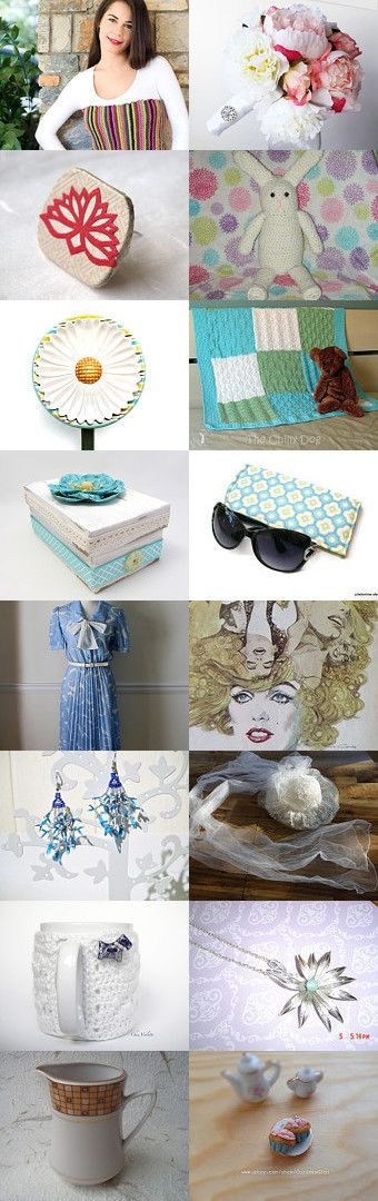 Fresh Spring by Ildi on Etsy--Pinned with TreasuryPin.com